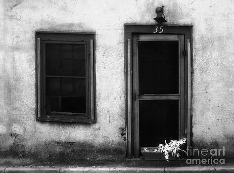 Jeff Holbrook - Old Door and Window