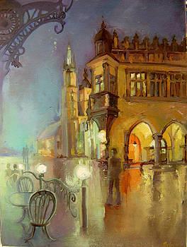 Old Europe by Nelya Shenklyarska