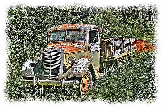 William Havle - Old Ford Flatbed