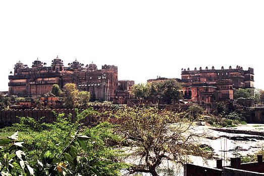 Sumit Mehndiratta - Old fort in India