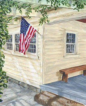 Old Glory by Margie Perry