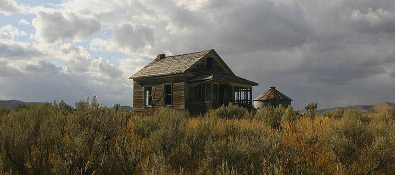 Old Homestead by L J Penrod