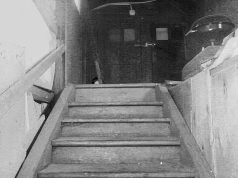 Old houses arn't spooky at all by Karolina Ciechanska