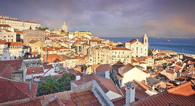 Nathan Mccreery - Old Lisboa