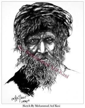 Old Man  by Asif Kasi