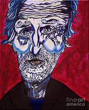 Old Man by Brenda Marik-schmidt