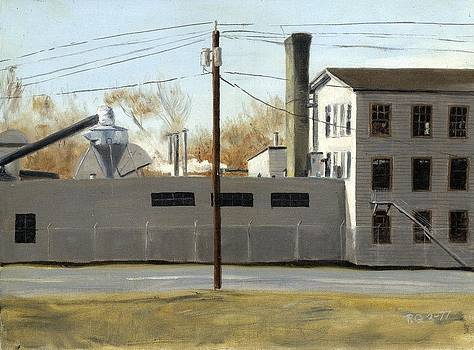 Old Mill by Paul Gardner