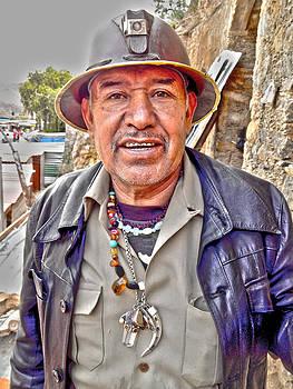Old miner by Jesus Nicolas Castanon