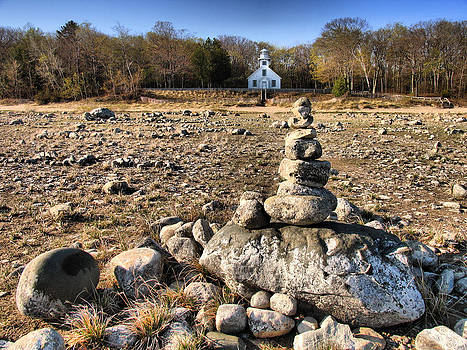 Matthew Winn - Old Mission Cairn