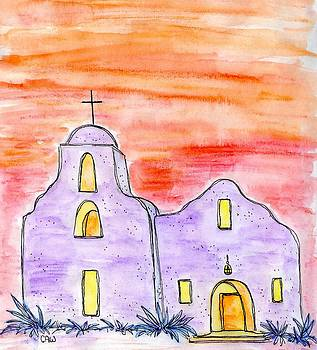 Old Mission by Carol Ann Wagner