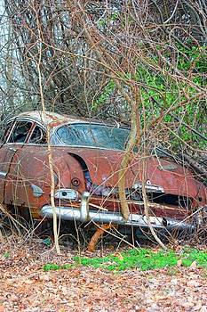 Old Packard by Terri Maddin-Miller