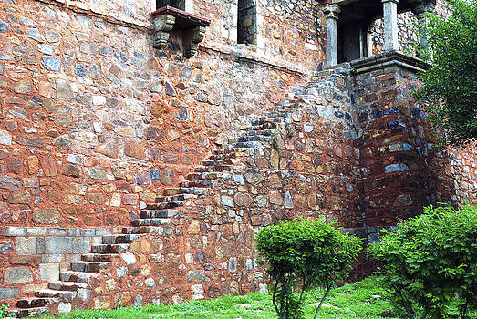 Sumit Mehndiratta - old palace in india