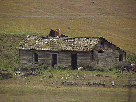 Old Palouse Homestead by Tony and Kristi Middleton