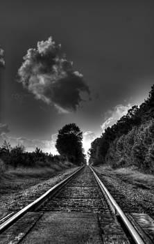Old Railway by David Paul Murray