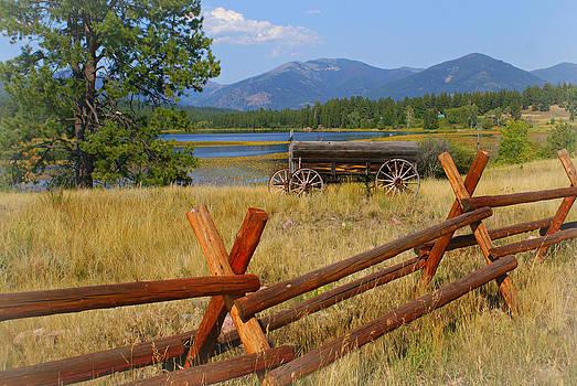 Marty Koch - Old Ranch Wagon