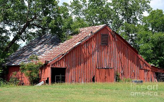 Maria Urso  - Old Red Barn