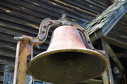 Lynnette Johns - Old Schoolhouse Bell
