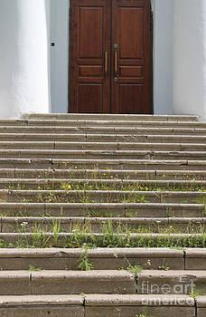 Old steps by Evgeny Pisarev