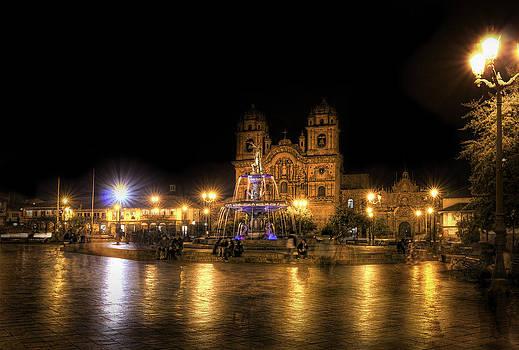 Old Town Cusco by Stuart Deacon