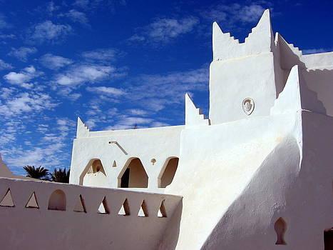 Old Town Of Ghadames, Libya by Joe & Clair Carnegie / Libyan Soup