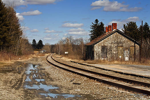 Darlene Bell - Old Train Station