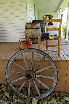 Carmen Del Valle - Old wagon Wheel