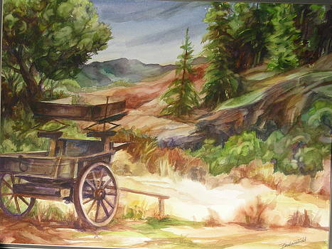 Old West by Barbara Field
