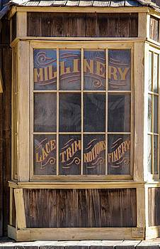 Old West Millinery by Ralph Brannan