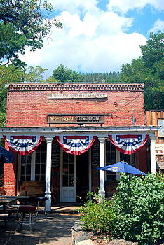 Oldest Saloon in Nevada by Vicki Coover