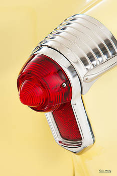 Olds 88 Tail Light by Kevin Moody