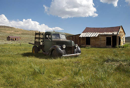 Old_Truck by Kenneth Hadlock