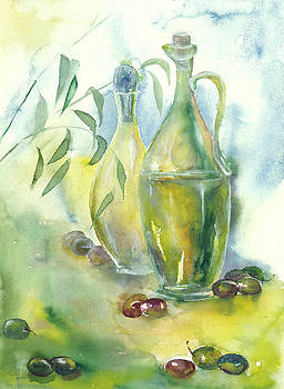 Olive Oil by Jitka Krause