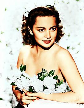 Olivia de Havilland by Claroscureaux