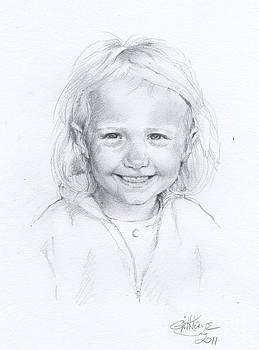 Olivia by Gill Kaye