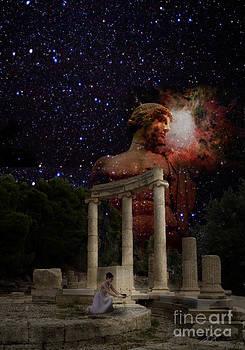 Olympia's Temple by Pavlos Vlachos