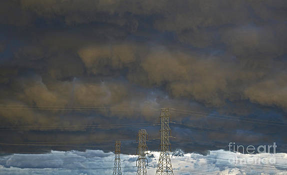 Ominous Energy by Suze Taylor