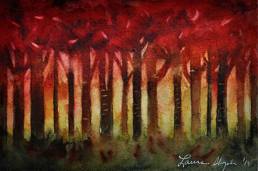 On Fire by Laura Shepler