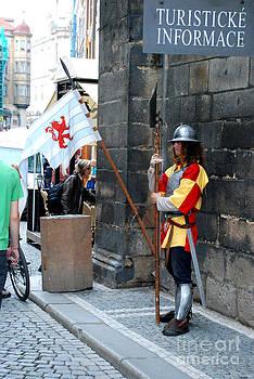 Pravine Chester - On Guard