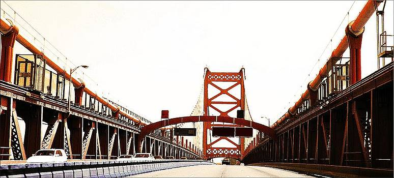 On That Bridge by Janet G T
