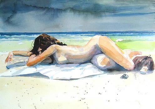 On The Beach by Richard Yoakam