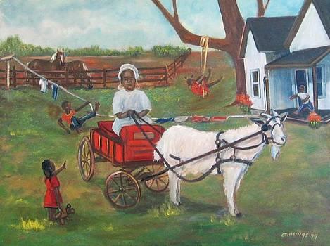 On the farm by John Cummings