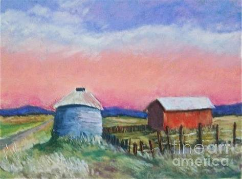 On the Farm  by Rosemary Juskevich