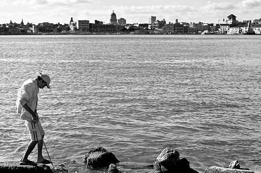 Nicole Neuefeind - On the shore