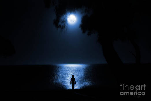 Once In A Blue Moon by Wendy Slee