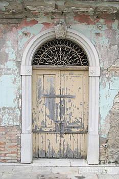 Once Proud Doorway by James Thomas