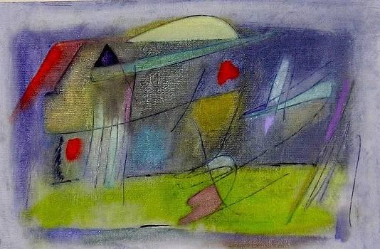 Terra Incognoto by Simi Berman