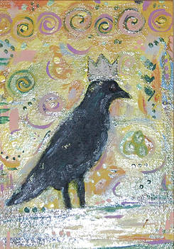 One Crow by Lisa Buchanan