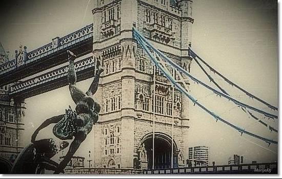 One London impression... by Marija Djedovic