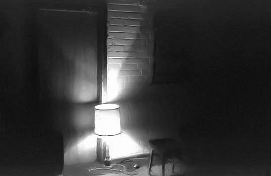 One Room One Light -- Ein Zimmer ein Licht by Arthur V Kuhrmeier