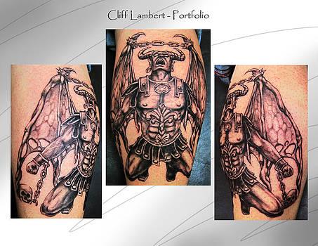 Cliff Lambert - op19